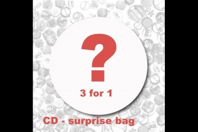 Special Price - surprise bag -CD-package  3 for 1