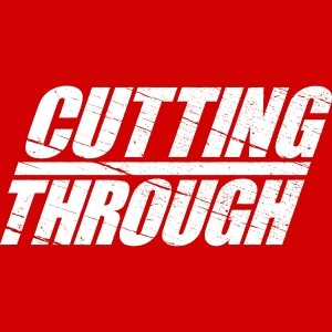 "CUTTING THROUGH-Demo 7""EP lim.425 Black"