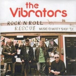 "Vibrators - Rock N Roll Rescue 7""EP lim. 500 Black"