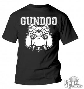GUNDOG - Bulldog - T-Shirt Black