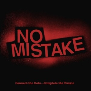 """NO MISTAKE -Connect The Dots...7""""EP lim. dark marbled purple"""