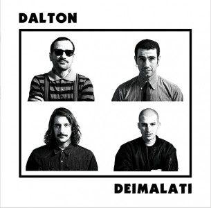 "Dalton - Deimalati - 12""LP+CD lim.500 Black 1st. press"
