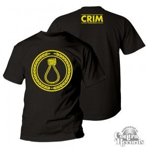 CRIM - Noose - T-Shirt  Men Black