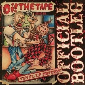"""V/A  Oi! The Tape Volume One- 12""""LP Vinyl Edition"""