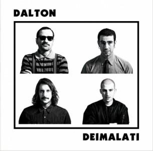 """Dalton - Deimalati - 12""""LP lim.300 white 2nd press"""