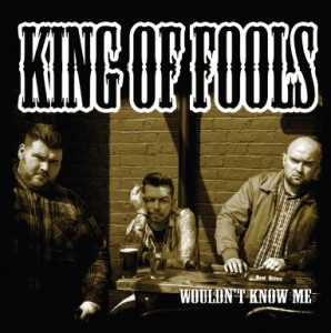 "King Of Fools - Wouldn't Know Me 7""EP lim.300 Black"