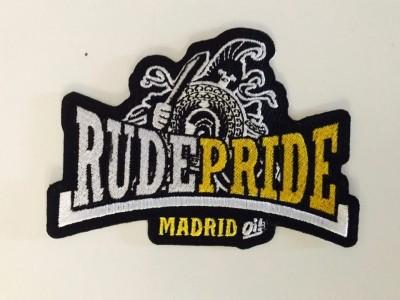 Patch - Rude Pride - Trojan