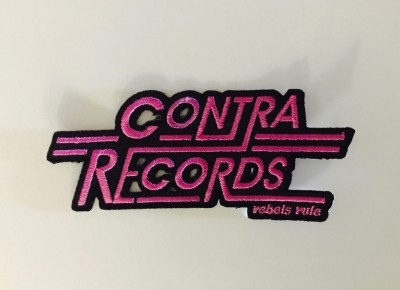 Contra Records - Rebels Rule Pink lim. edt - Patch
