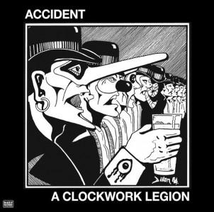 "Accident - A Clockwork Legion 12""LP lim.400Black"