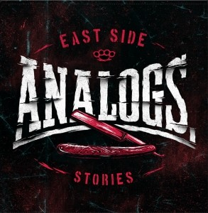 "ANALOGS,THE - EAST SIDE STORIES 7""EP lim. White"