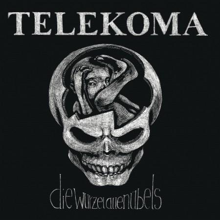 """Telekoma-Die Wurzel allen Übels 12""""LP lim.300 White"""