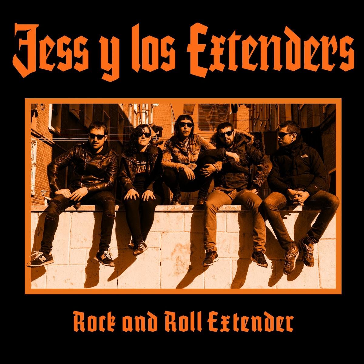 """JESS & LOS EXTENDERS """"R'n'r Extender"""""""