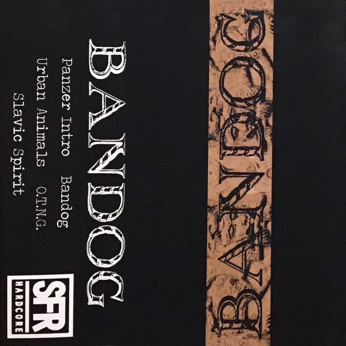 Bandog - demo - Tape