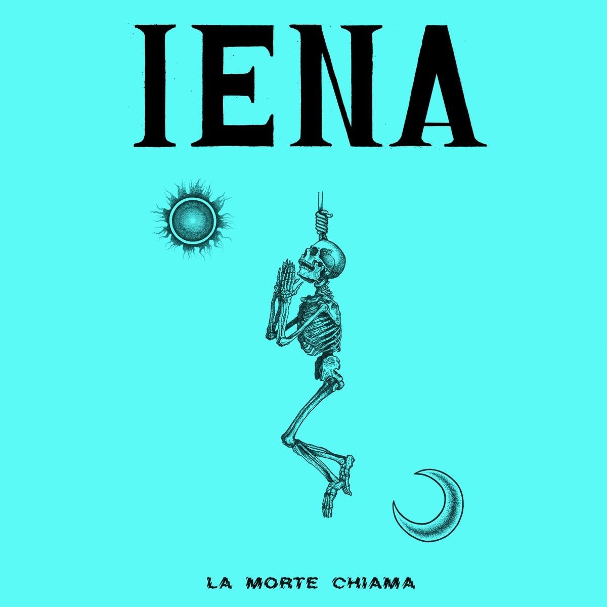 "IENA - ""La morta chiama"" 12""LP second press lim. 200 black"