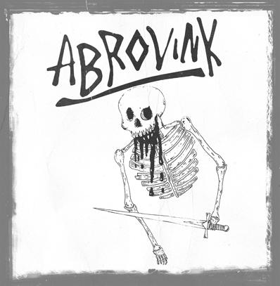 "Abrovink - s/t 7""EP lim.200 black"