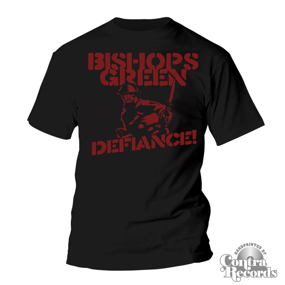 Bishops Green - Defiance - T-Shirt Black