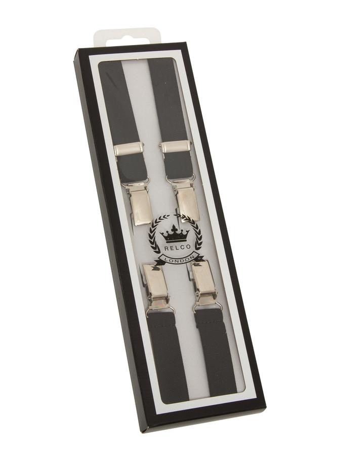 Braces / Hosenträger - half inch black