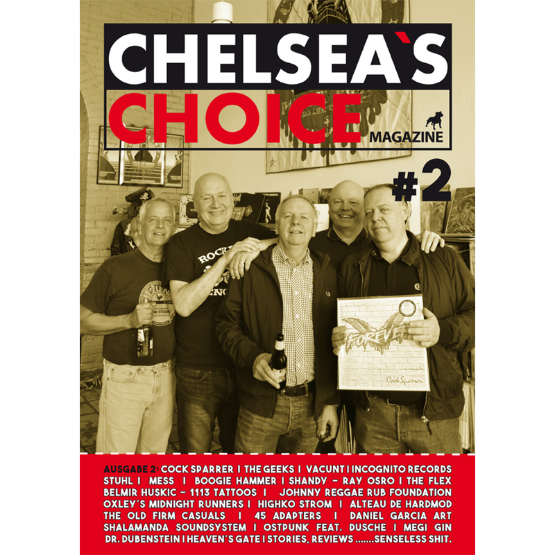 Chelsea`s Choice Magazine #2