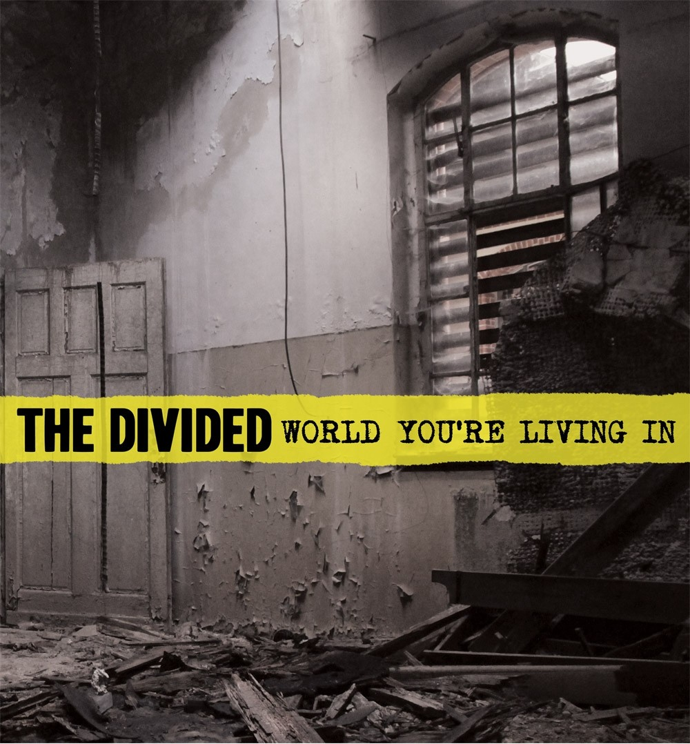 """Divided,The - """"World You're Living In"""" 12""""LP lim. 100 white"""