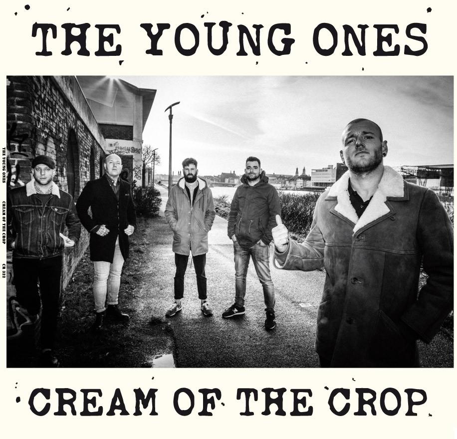 "Young Ones,The - ""Cream Of The Crop"" 12""LP lim. 100 splatter"