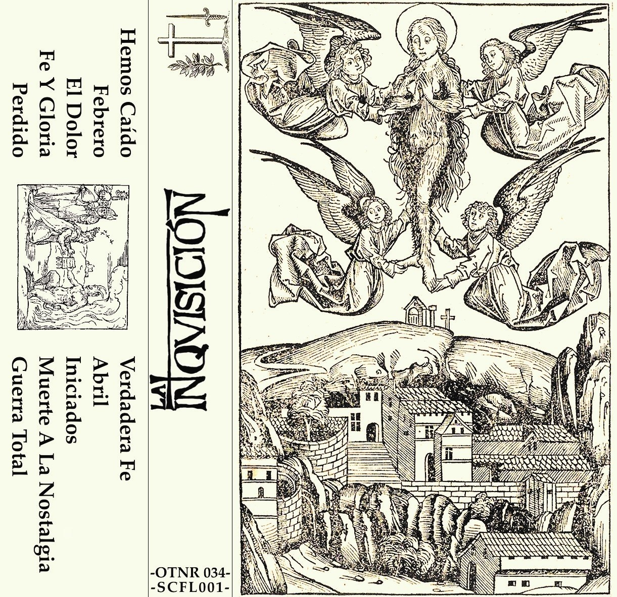 La Inquisición - s/t Tape