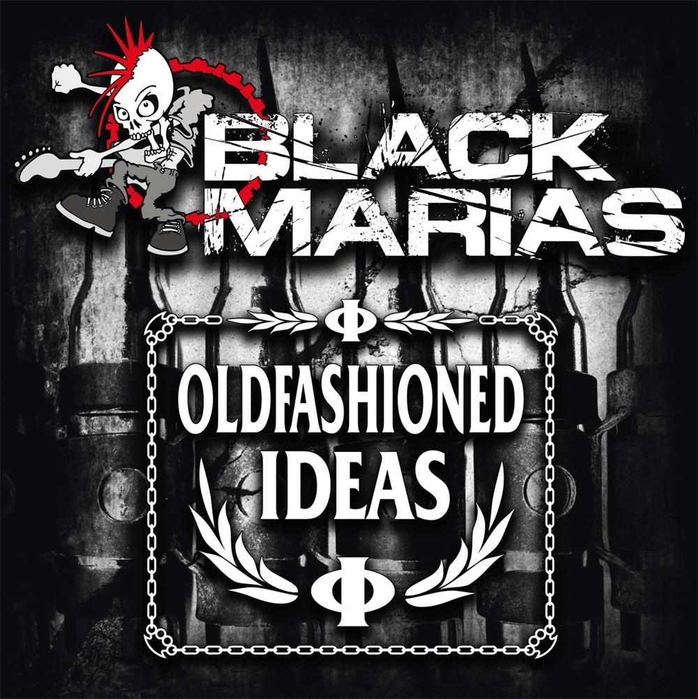 V/A Black Marias/ Oldfashioned Ideas -Split 7'EP clear splatter