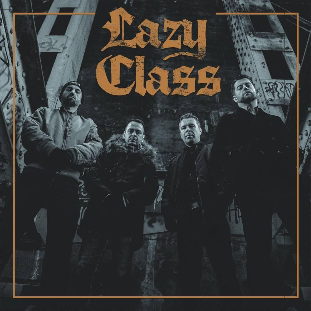 Lazy Class - s/t - Digipack-CD