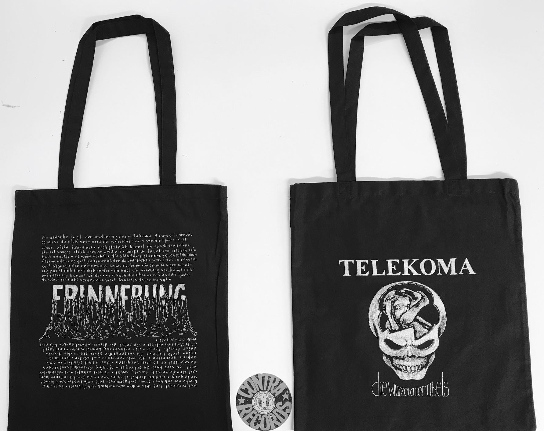 """Telekoma - Die Wurzel allen Übels Beutel - """"Erinnerung"""""""
