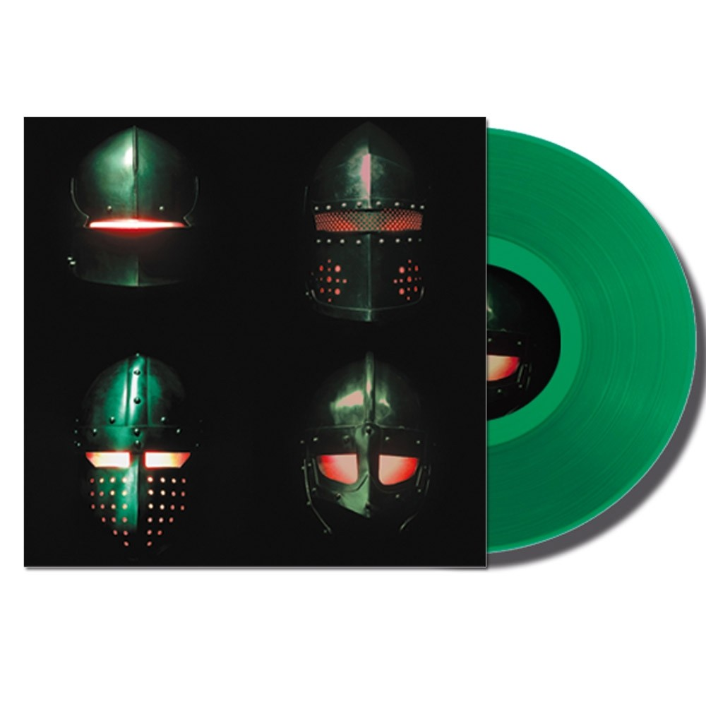 "Fleau - s/t 7""EP lim. 200 green (Contra EU version)"