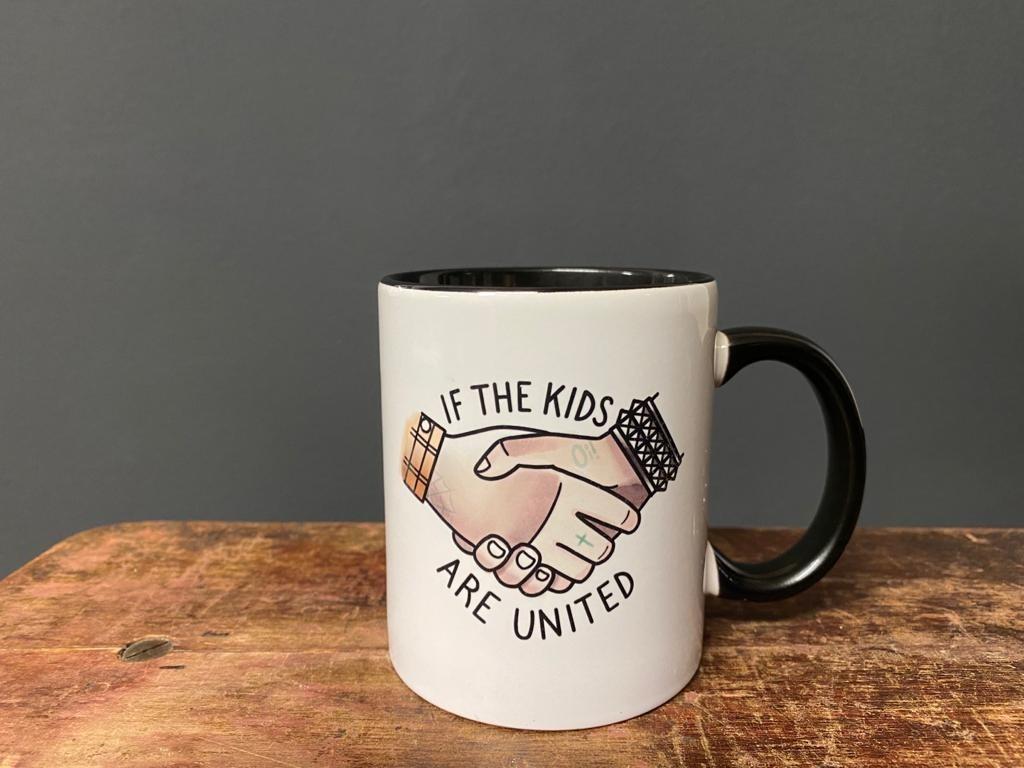 If The Kids Are United - Tasse/Mug