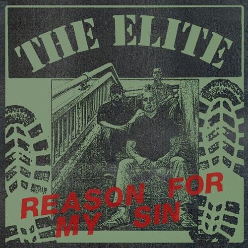 "The Elite - Reason For My Sin 7""EP lim.250 clear"