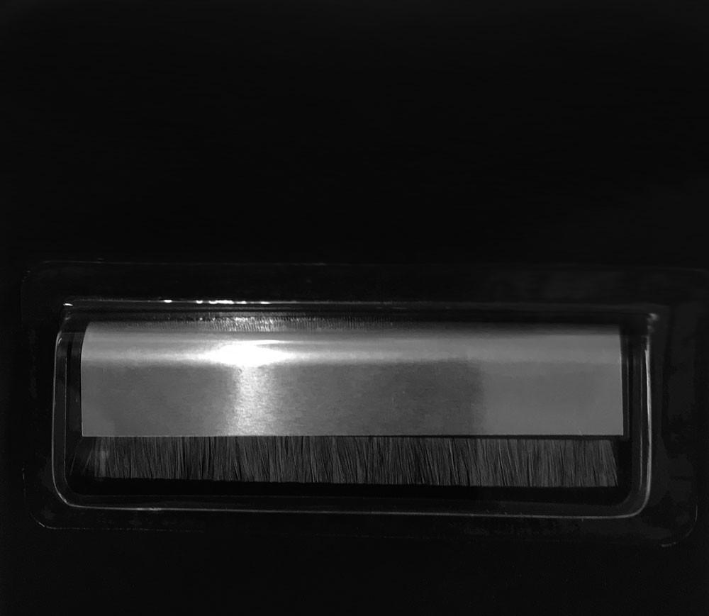Kohlefaserbürste - Vinylreiniger