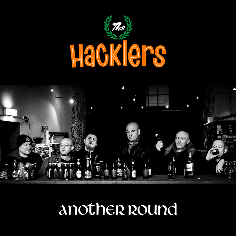Hacklers,The - Another Round CD-Digipack