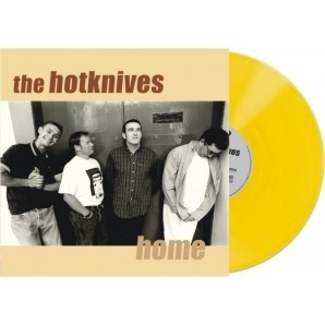 "Hotknives - Home 12""LP lim.200 yellow vinyl"