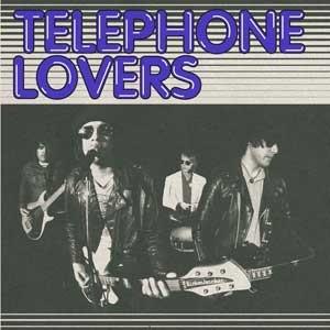 "Telephone Lovers - Same 12""LP lim.200 black"