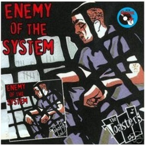 "The Toasters ‎- Enemy Of The System 12""LP +CD"