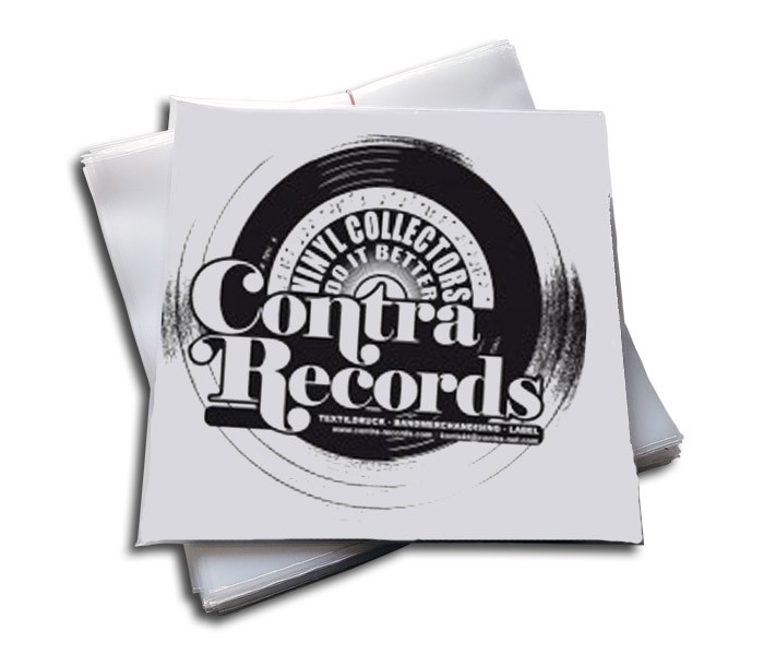 "7""EP Vinyl-Schutzhüllen aus PE"