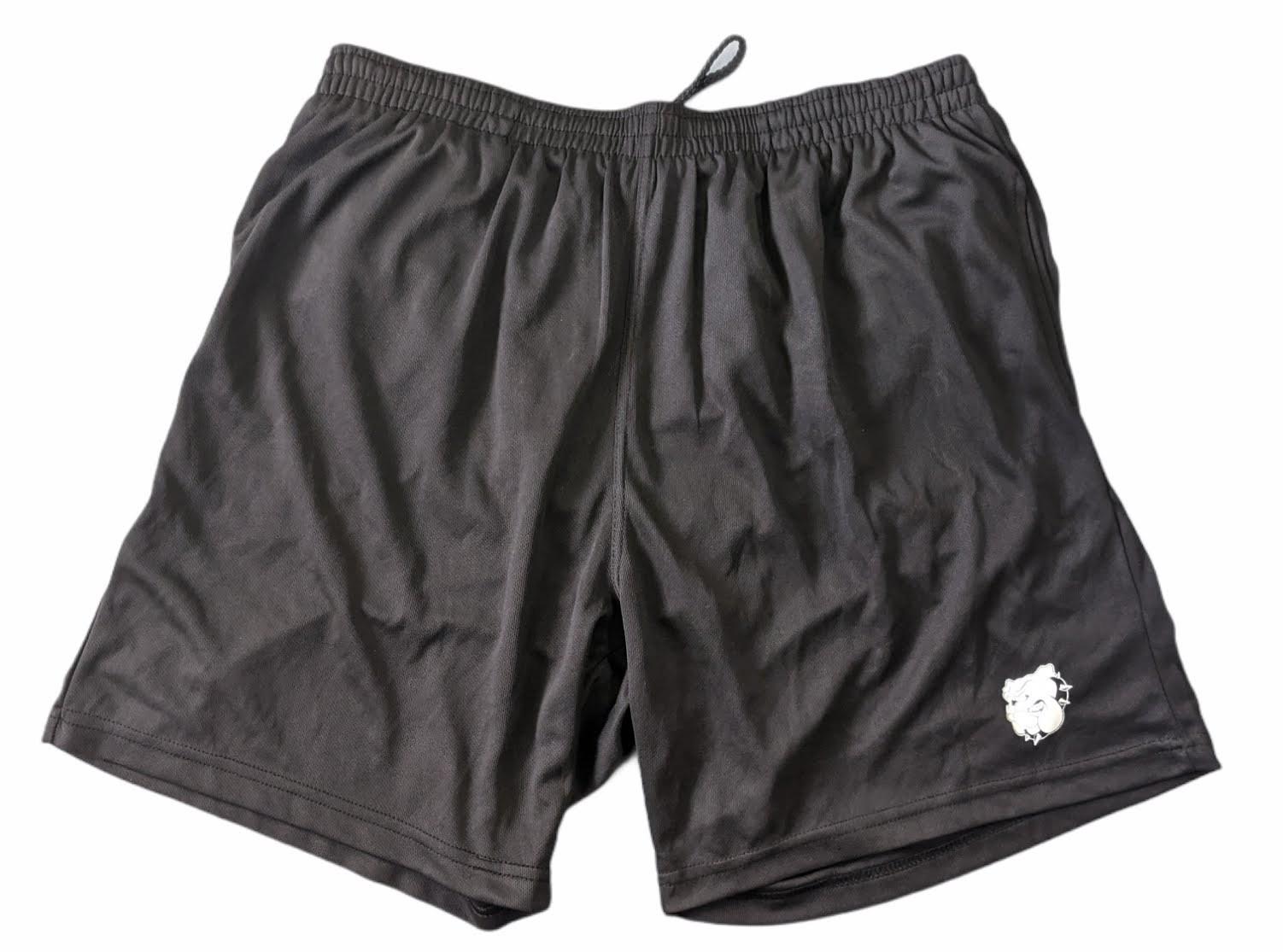 Contra streetwear bulldog - summer shorts black (last sizes)
