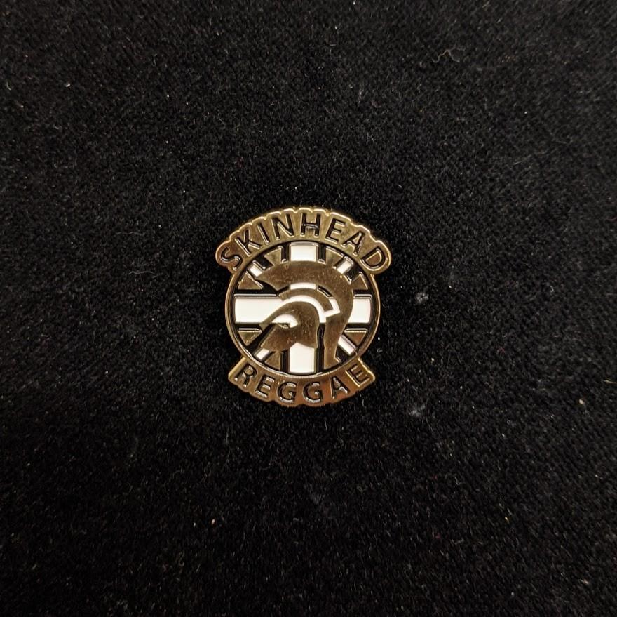 SKINHEAD REGGAE (GOLD) - Metal-Pin