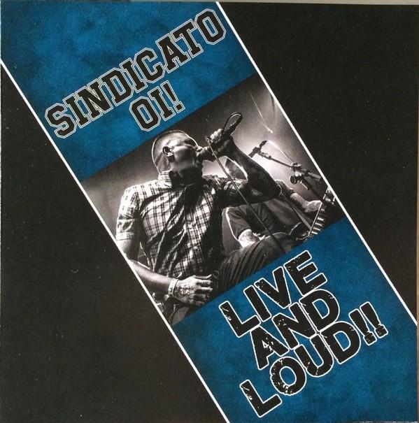 Sindicato Oi! - Live And Loud!! - CD