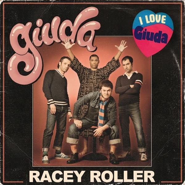 "Giuda - Racey Roller - 12""LP lim. clear"