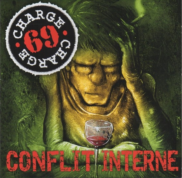 Charge 69 ‎- Conflit Interne CD