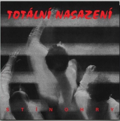 """TOTÁLNÍ NASAZENÍ - STÍNOHRY 12""""LP"""