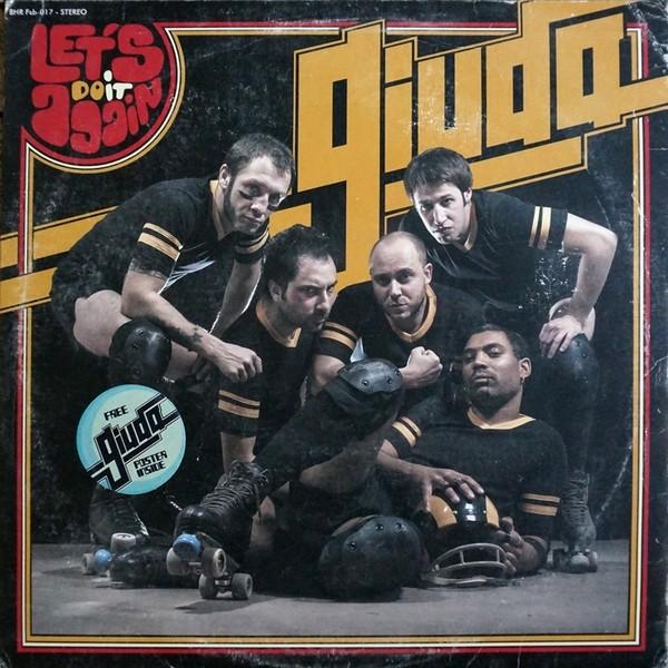 "Giuda - Let's Do It Again - 12""LP"