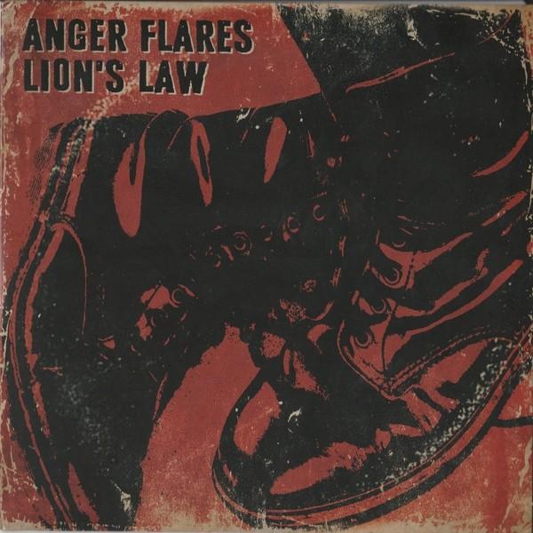 "Lion's Law / Anger Flares -split 7""EP"