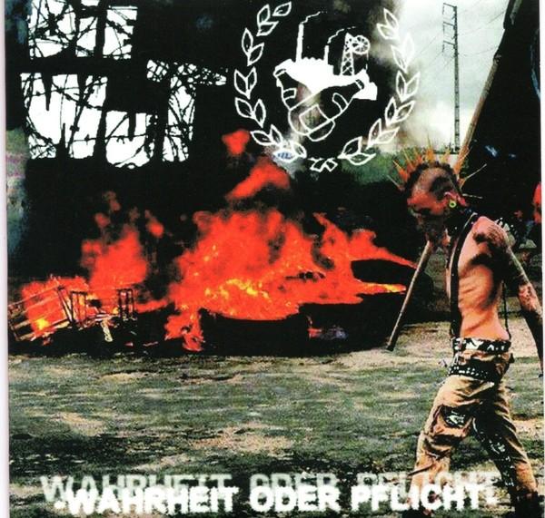 """DIE WUT - Wahrheit oder Pflicht 12""""LP"""