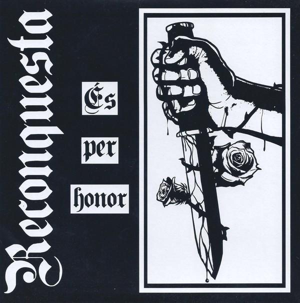 """Reconquesta - És Per Honor 7""""EP lim.300"""