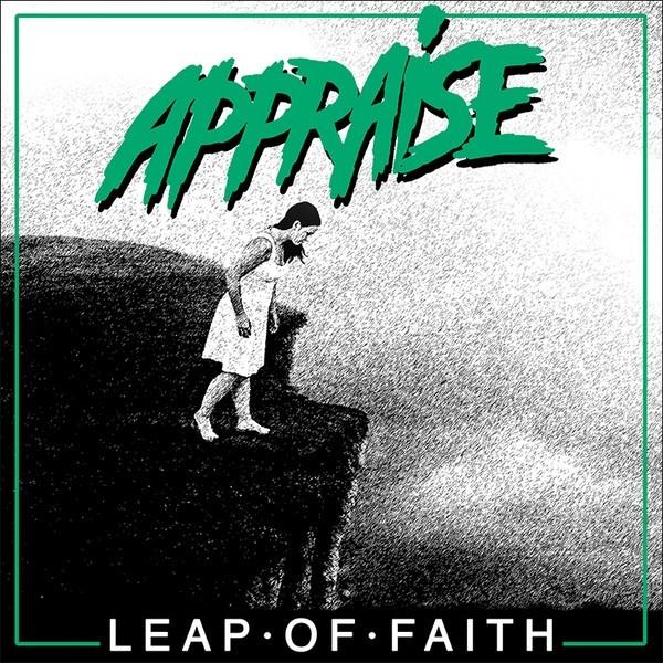"Appraise - Leap of faith 7""EP lim. 330 green"