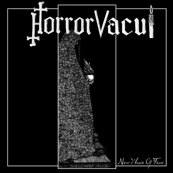 """Horror Vacui - New Wave Of Fear 12""""LP"""