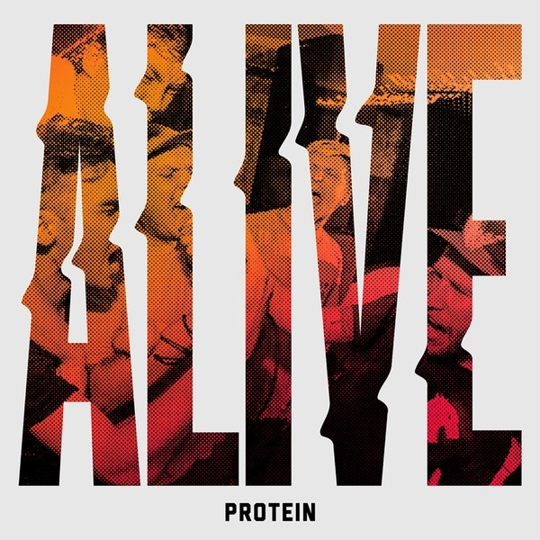 "Protein - Alive 7""EP"
